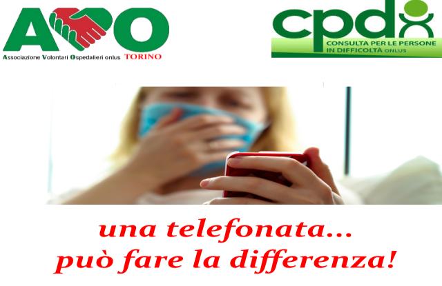 Una telefonata può fare la differenza
